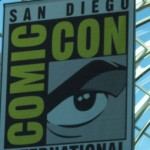 The SDCC Logo at Comic Con