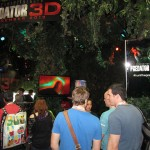 Predator 3D Booth at SDCC 2013
