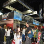 Summit Entertainment Booth at SDCC 2013