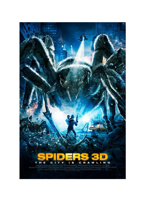 SPIDERS Spiders Comes To Select Theaters, Premium VOD February 8