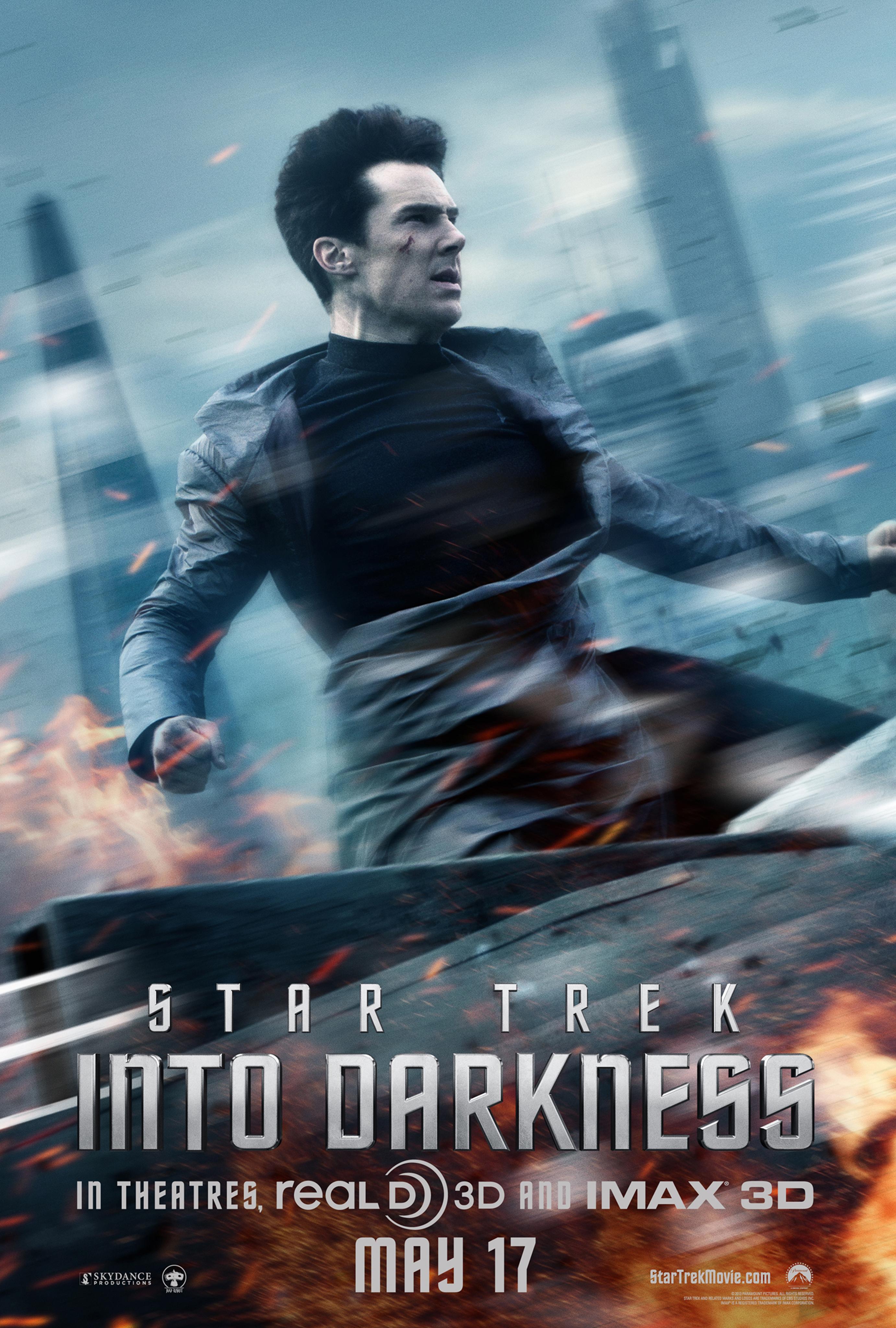 Star Trek Into Darkness-John Harrison