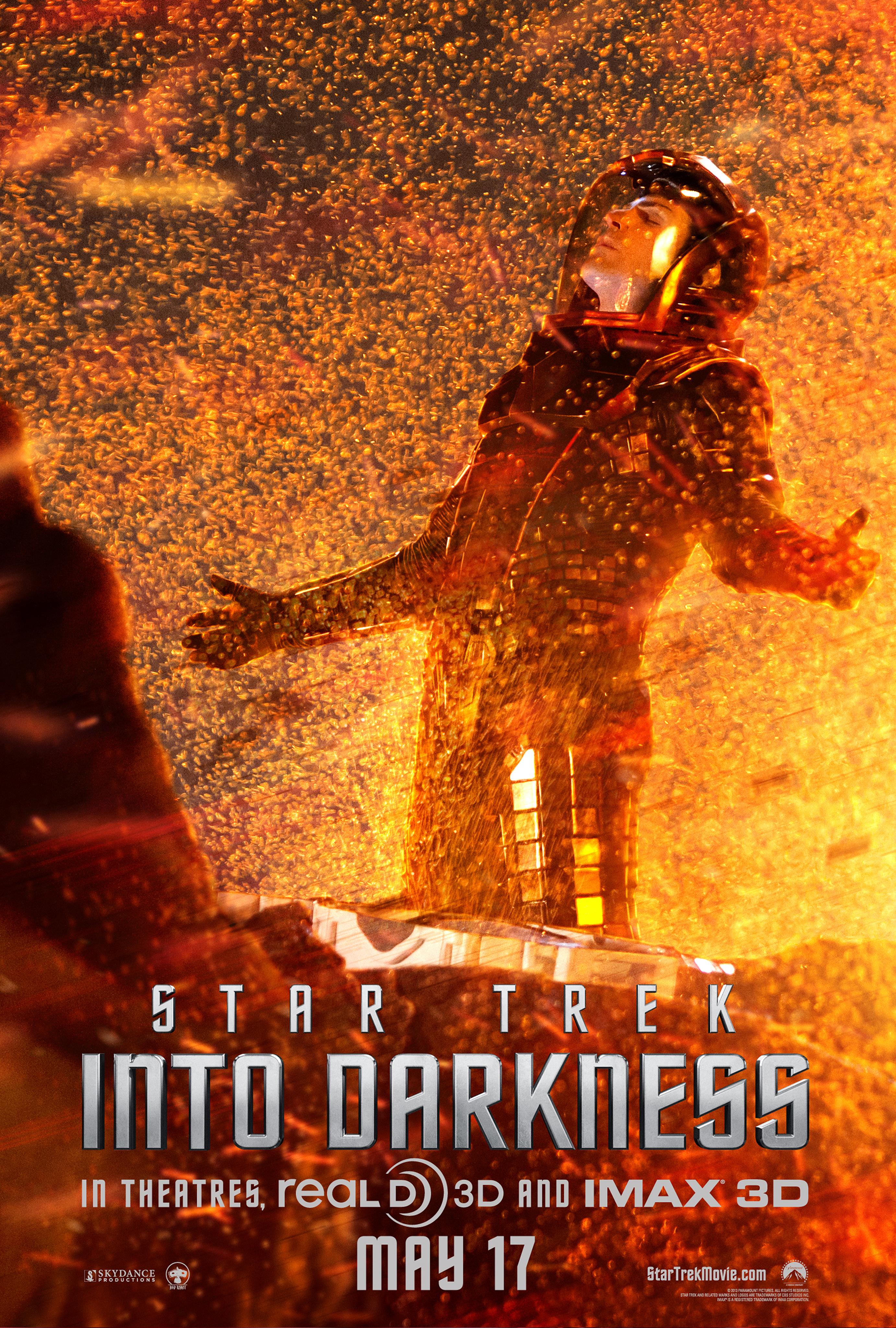 Star Trek Into Darkness-Spock