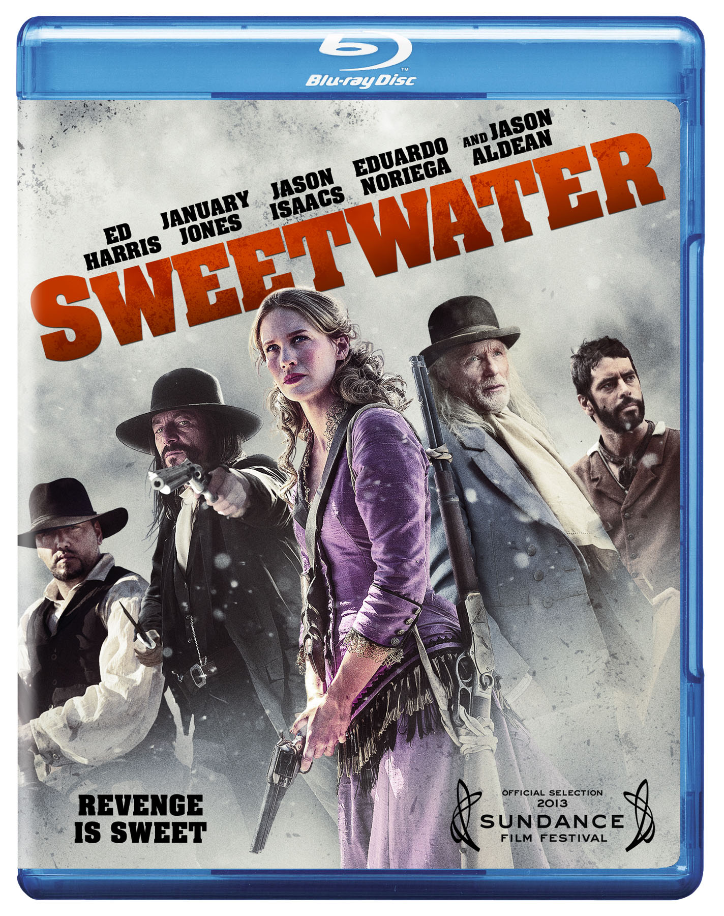Sweetwater Drickles Into Homes with Blu-ray and DVD Releases