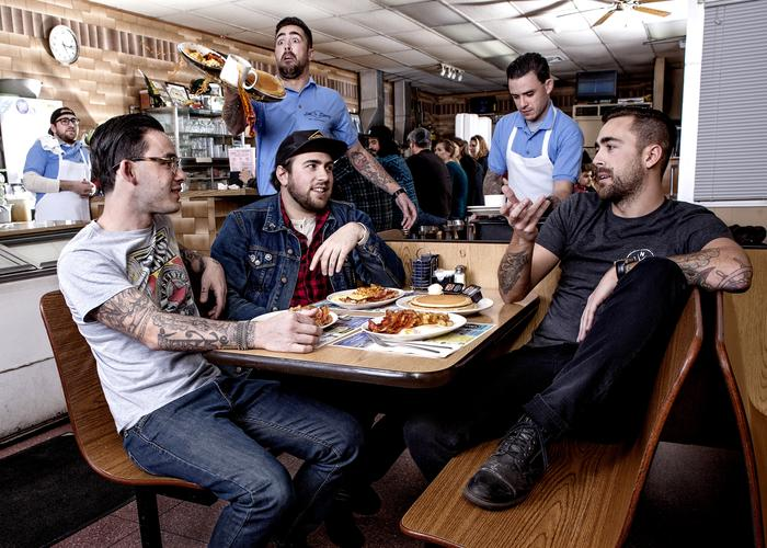 SXSW 2016 Interview: Punk Rock Band Lost In Society (Exclusive)