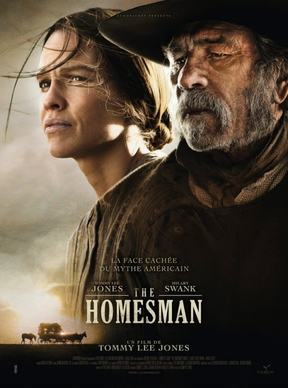 Saban Films Acquires North American Rights for Western The Homesman Saban Films Acquires North American Rights to Western The Homesman