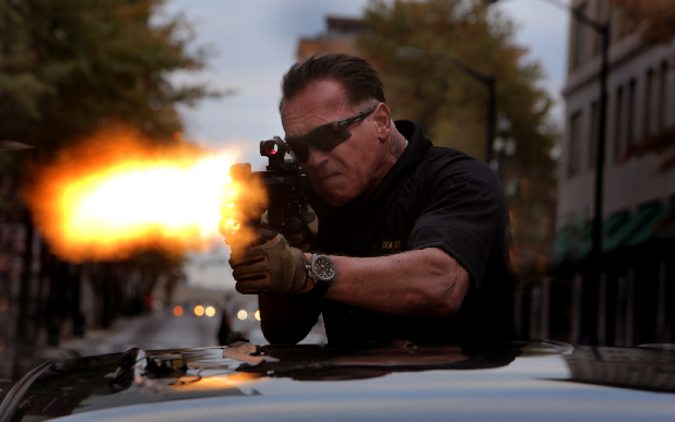 Sabotage Red band trailer Sabotage the Enemy with New Red Band Trailer