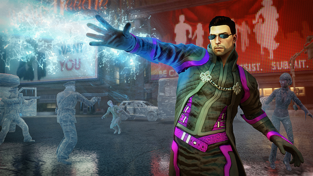 Saints Row 4 Saints Row 4 Official Announcement Trailer