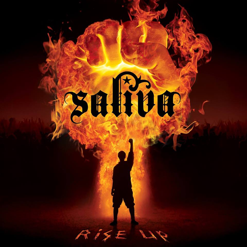 Saliva Rise Up Hard Rock Band Saliva Giving Away Premium Bundle Plus Free Access to Headline Shows for Life