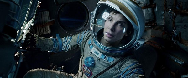 Sandra Bullock in Gravity1 Box Office Predictions: Captain Phillips To Feel The Weight Of Gravity
