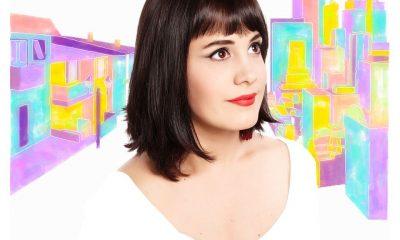 Sara Ontaned's Entre Espacios y Colores album cover.