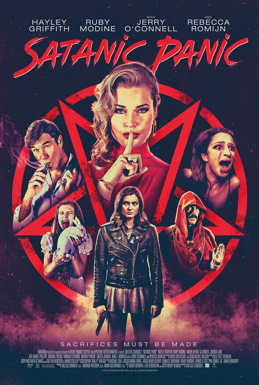 'Satanic Panic' Official Trailer