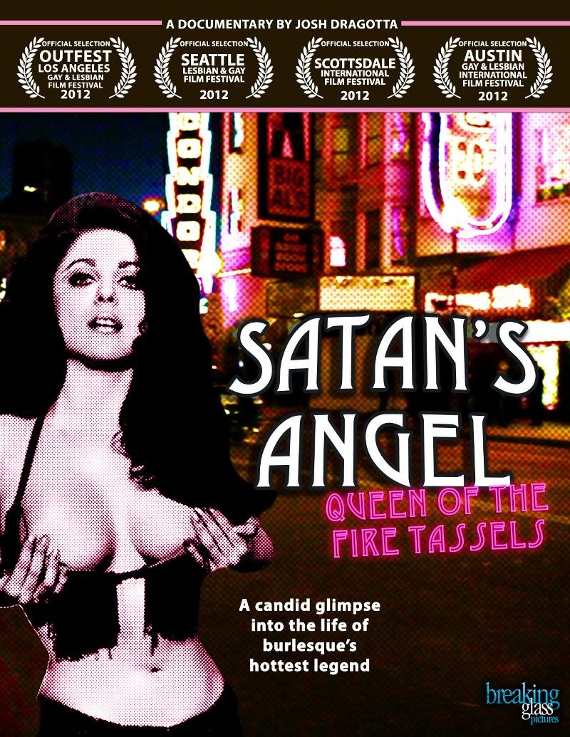 Satans Angel Satans Angel: Queen Of The Fire Tassels Coming To DVD March 5