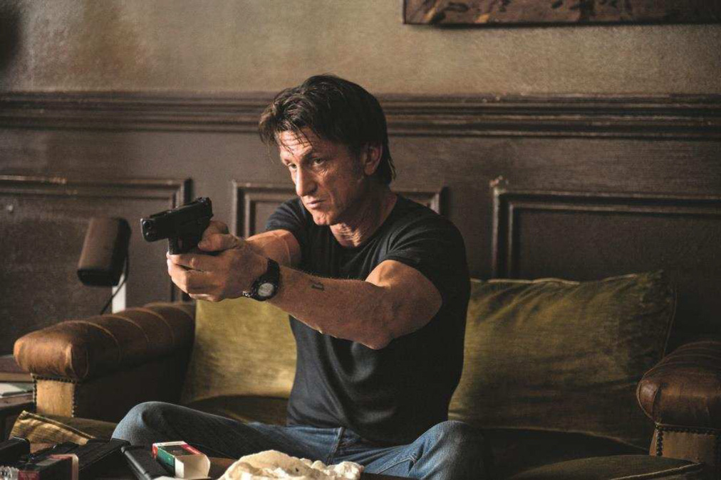 Sean Penn Is Back as The Gunman in Crime Thriller's Official Picture