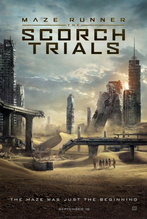 Search for Clues in Maze Runner: The Scorch Trials' First Trailer