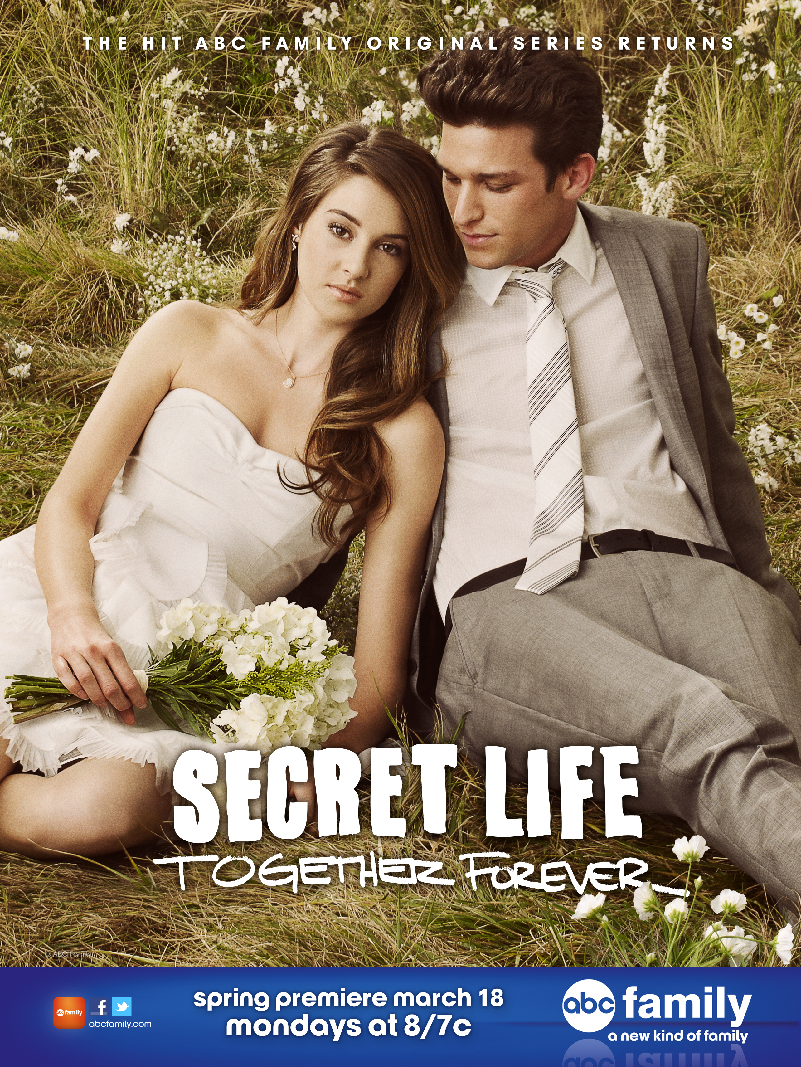 Secret Life ABC Family The Secret Life Of The American Teenager Begins Final Season March 18