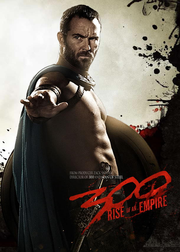 See the 300 Rise of an Empire with New Behind the Scenes Featurette See the 300: Rise of an Empire with New Behind the Scenes Featurette