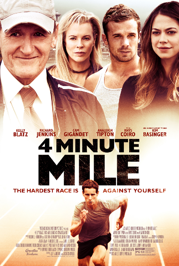 See the 4 Minute Mile In New Poster See the 4 Minute Mile In New Poster and Trailer
