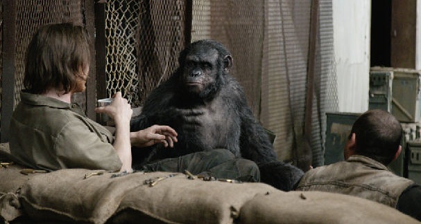 See the Dawn of the Planet of the Apes In New International Clip