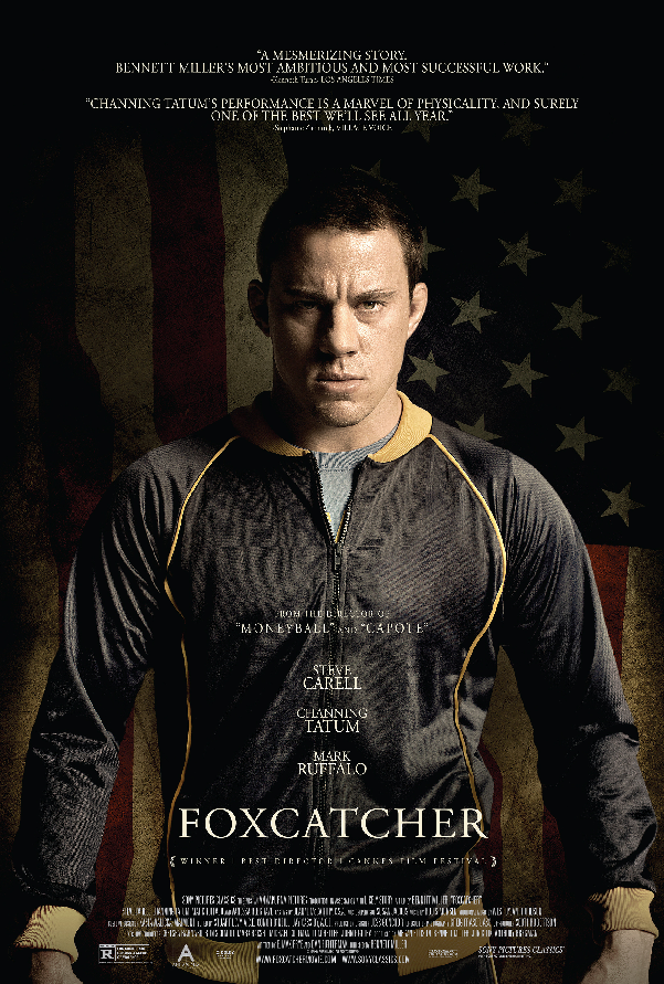 See the Motives of the Foxcatcher in the New Teaser Trailer