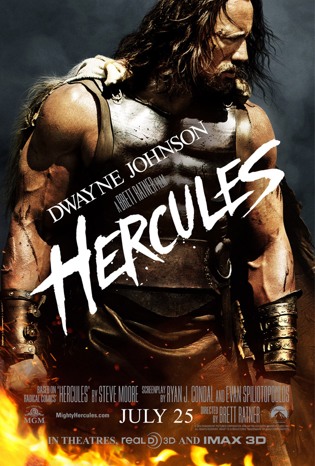 See the Power of Dwayne Johnsons Hercules In TV Spots See the Power of Dwayne Johnsons Hercules In New TV Spots