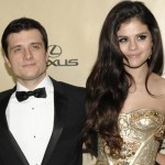 Selena Gomez and Josh Hutcherson Leave Arm in Arm After Golden Globe Awards 150x150 Justin Biebers Former Stepmom Says Hell Reconcile with Selena Gomez if Relationships Meant to Be