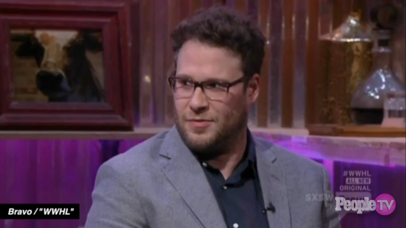 Seth Rogen Watch What Happens Live Seth Rogen Calls Justin Bieber A Piece of S