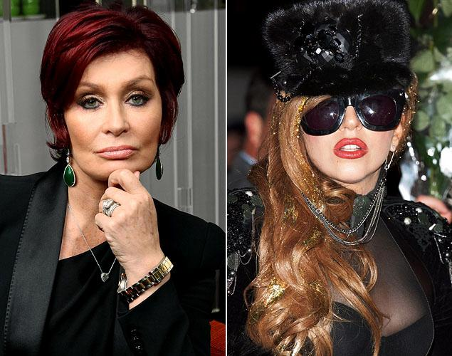 Sharon Osbourne Defends Her Daughter in Lady Gaga Fued Sharon Osbourne Defends Her Daughter in Lady Gaga Fued