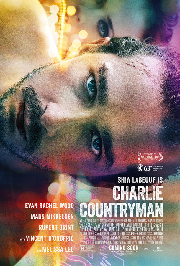 Shia LaBeouf's Charlie Countryaman Receives Final Official Poster