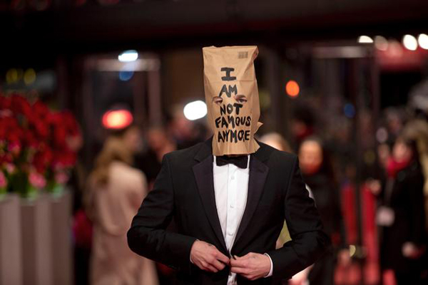 Shia LaBeouf at Berlin