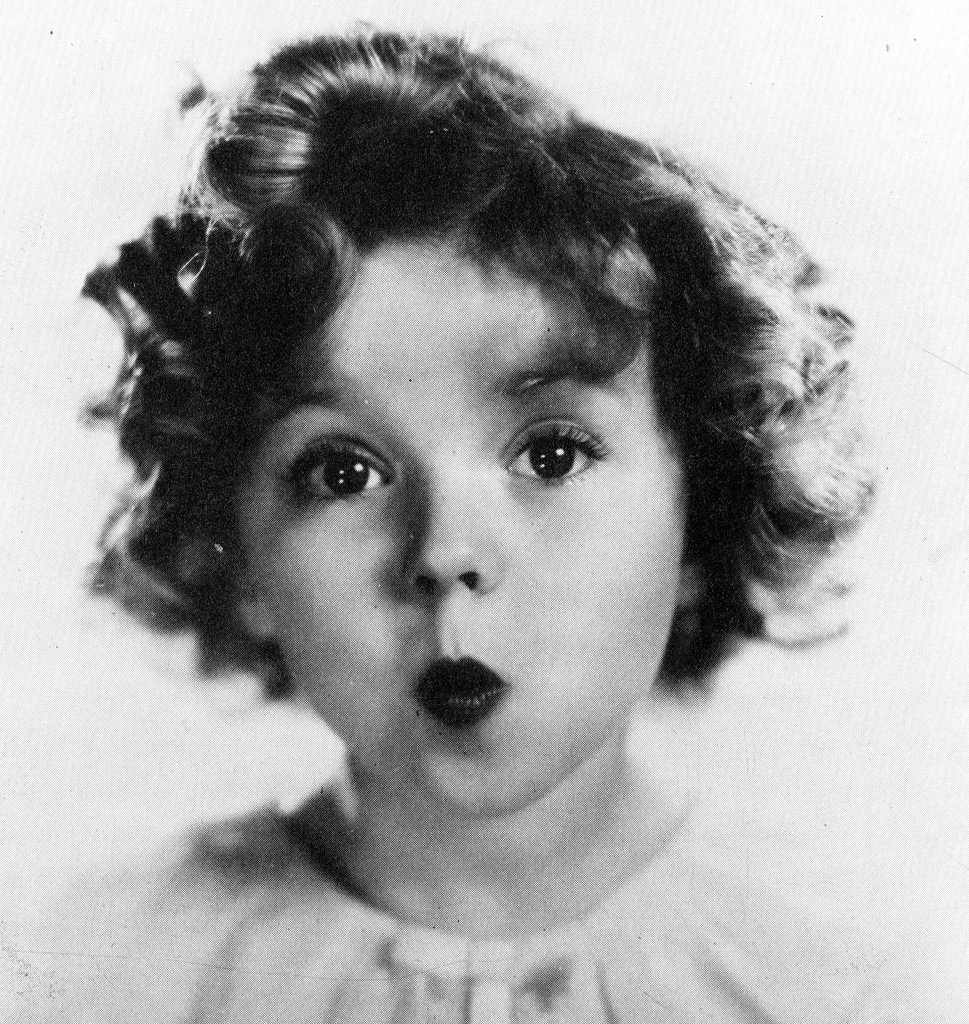 Shirley Temple Legendary Child Star Shirley Temple Dies at 85; Celebs Tweet Tributes
