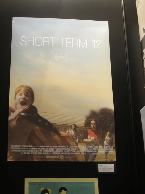 Short Term 12 SXSW Poster SXSW 2013: Posters For Some Girl(s), Cheap Thrills, Gus And More!