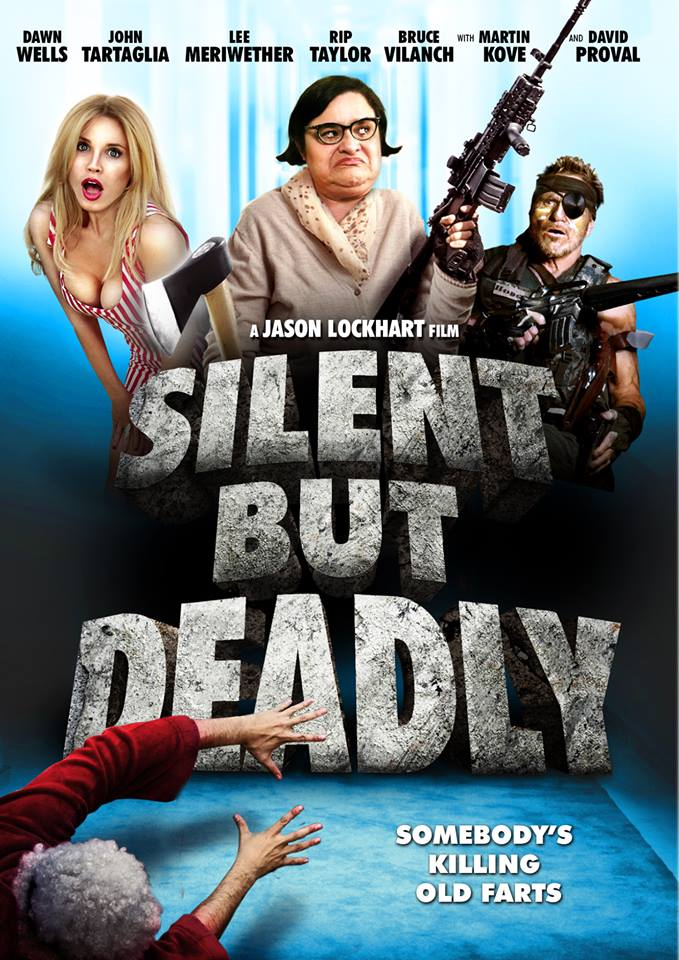 Silent But Deadly Exclusive Trailer