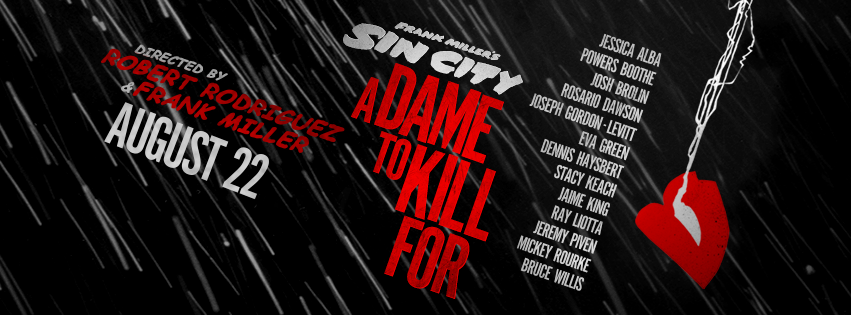 Sin City A Dame To Kill For Watch Moments From Sin City: A Dame to Kill For in .Gif Form