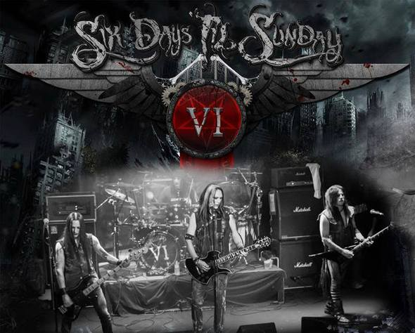 Six Days 'Til Sunday Release Official Disease Music Video