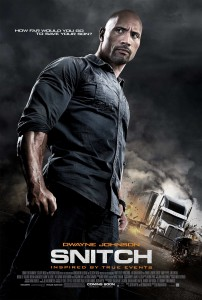 Snitch one-sheet