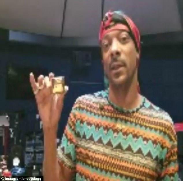 Snoop Dogg SwissX