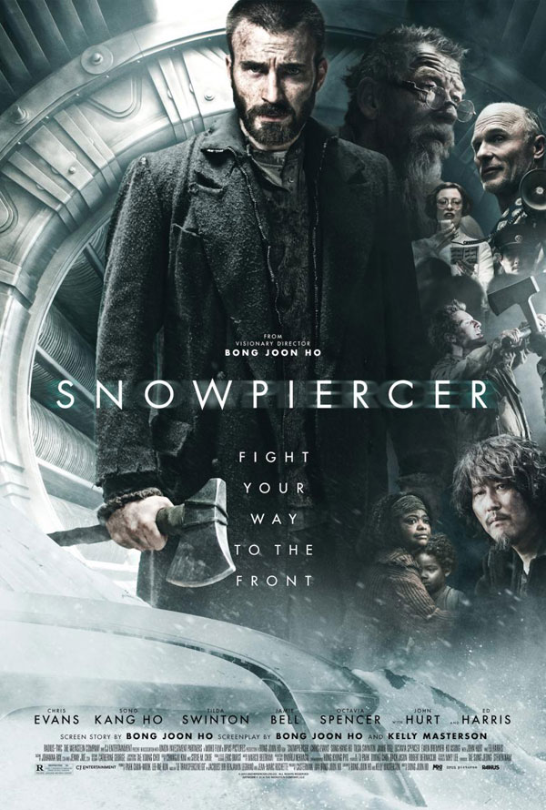 Snowpiercer Poster Snowpiercer Movie Review