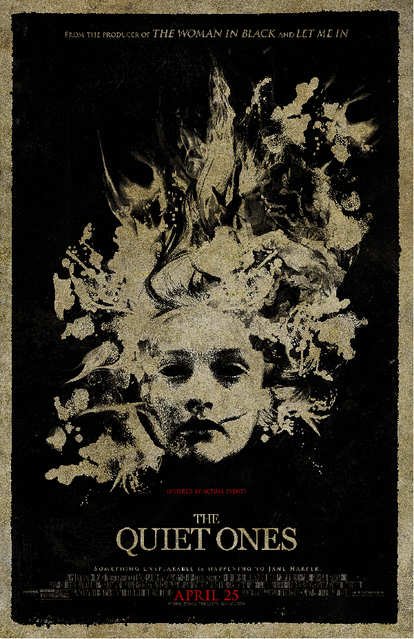 Something Unspeakable's About to Happen in The Quiet Ones Teaser Poster