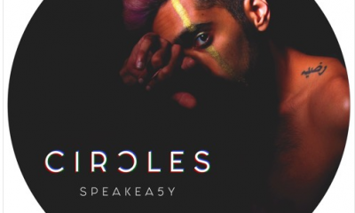 Speakea5y Circles Album Cover