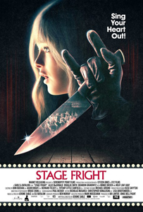Stage Fright Poster SXSW 2014 Interview: Stage Fright's Jerome Sable & Eli Batalion