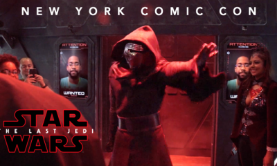 Star Wars The Last Jedi NYCC