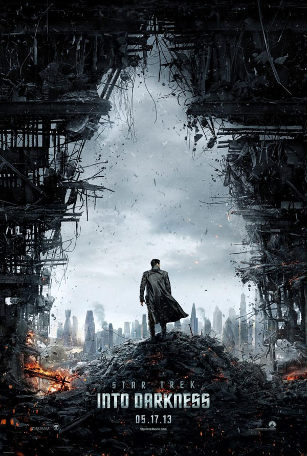 Star Trek Into Darkness Poster NASA and Star Trek Into Darkness Converge in Cool Google+ Hangout