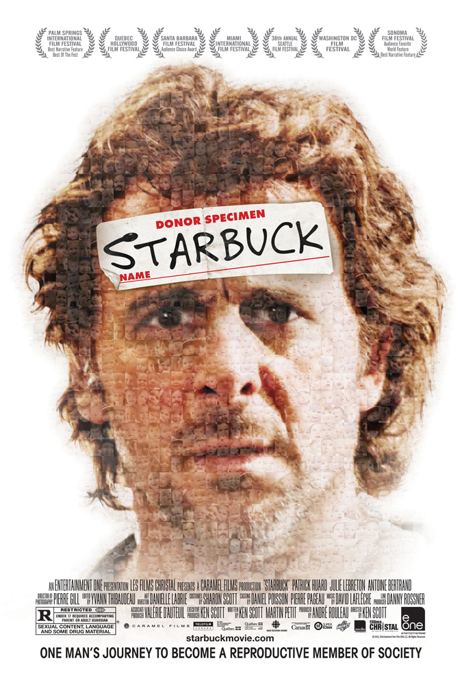 Starbuck Starbuck Poster, Trailer And Stills Finds Comedy In Sperm Donating