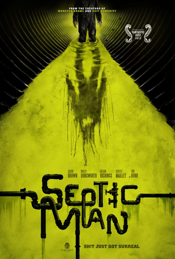 Starz Digital Media to Get Dirty with Release of Film Septic Man Starz Digital Media to Get Dirty with Release of Film Septic Man
