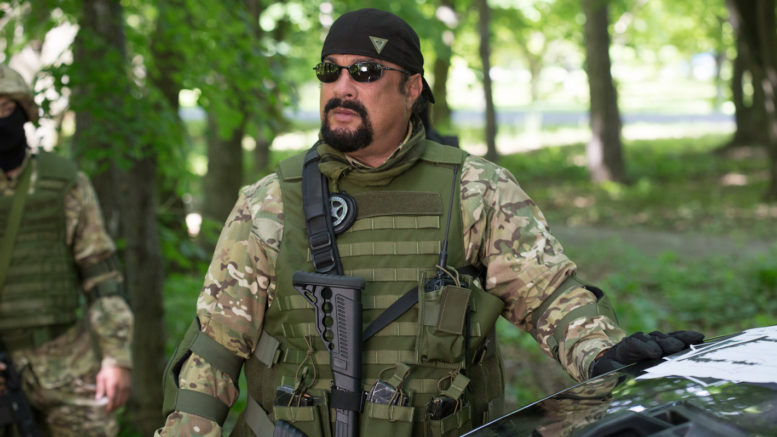 Steven Seagal Cartels