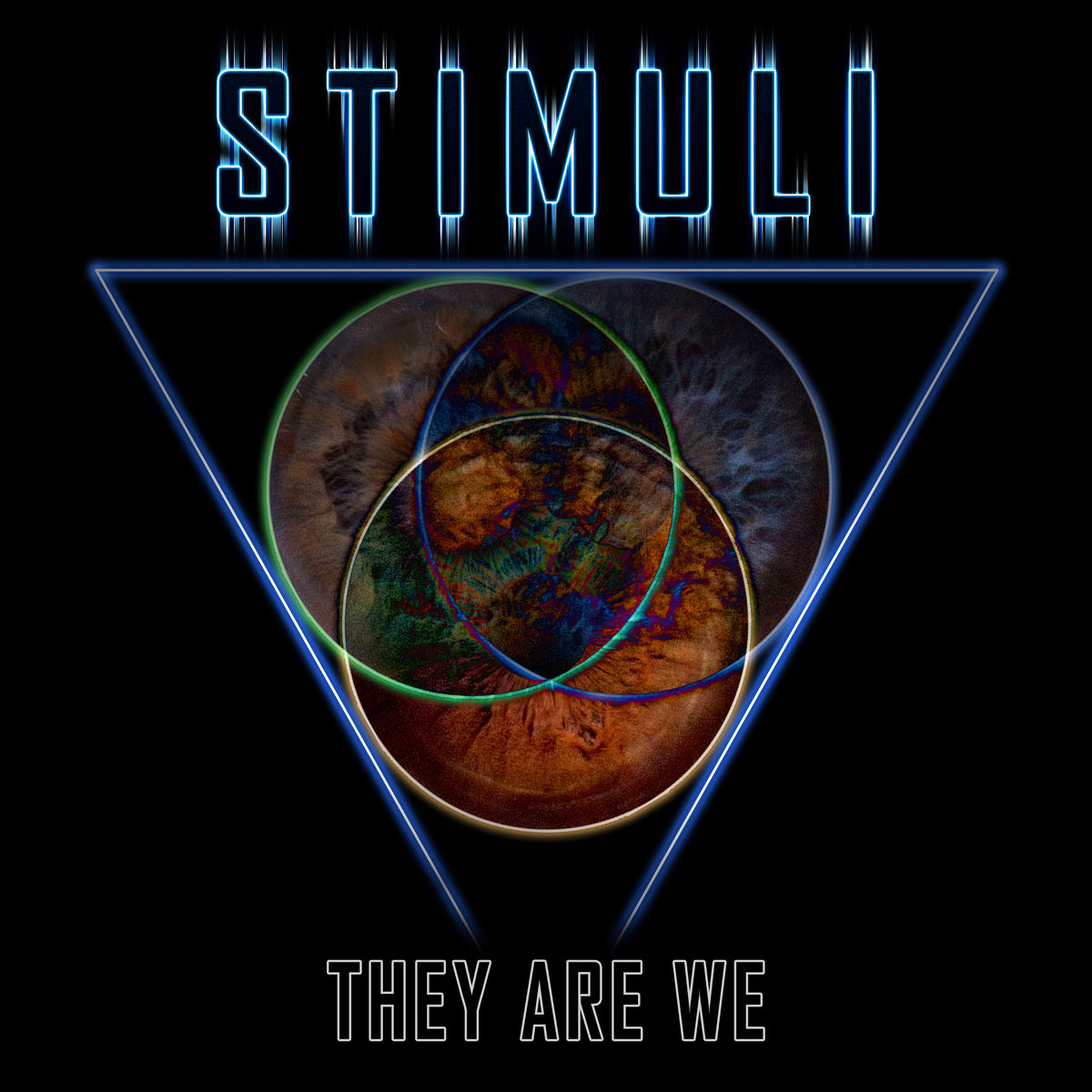 Stimuli's They Are We Album Cover
