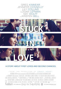 Stuck in Love Poster Interview: Stuck In Love's Nat Wolff & Liana Liberato