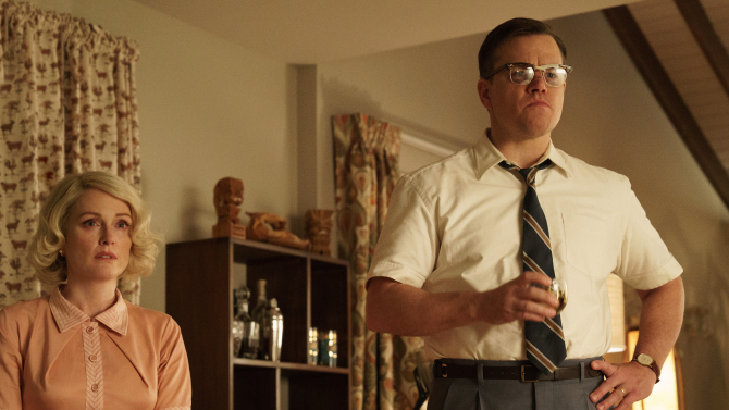 Suburbicon Movie Review