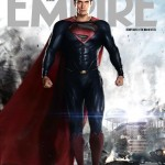 Superman Man of Steel Empire Poster 150x150 Superman: Man of Steel Magazine Cover and Photo Featuring Henry Cavill and Amy Adams
