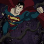 Superman Unbound 150x150 Clip From The Dark Knight Returns, Part 2 Shows Epic Batman Joker Battle
